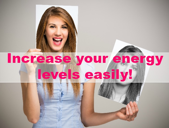 How to increase your energy levels easily