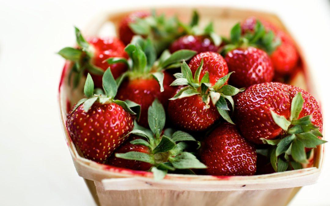 Berries and hormones